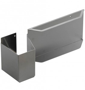 SINK-DOOR - PORTAPALETTA E SCOPINO - CRBL03