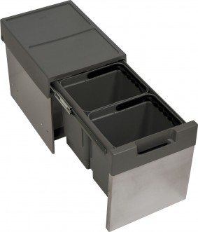 SINK-DOOR - PATTUMIERA EASY INOX 1.2 - PLEASMX2