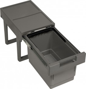 SINK-DOOR - PATTUMIERA EASY PLASTICA 1.1 - PLESAMP1