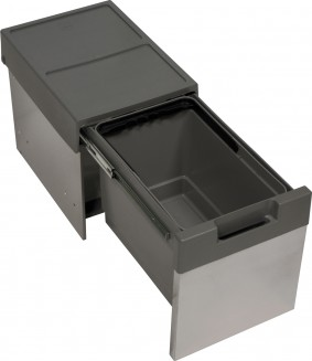 SINK-DOOR - PATTUMIERA EASY INOX 1.1 - PLESAMX1