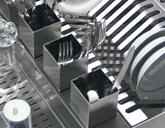 Accessori per moduli scolapiatti Drainer-line