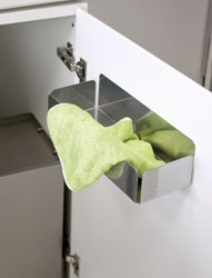 Sink-door Accessories for sink base doors & Sink-door Line - Essetre
