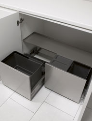 Pattumiere MODULAR-SINK Sink-door